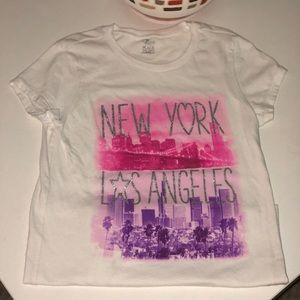 Children's Place Shirts & Tops - FINAL PRICE!! Children's Place graphic tee.